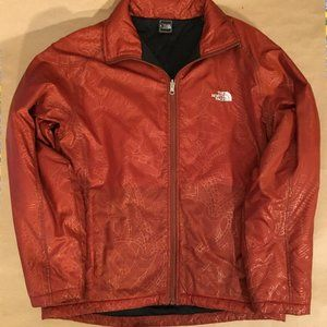 The North Face Mens Poly Insulated Puffer Jacket M